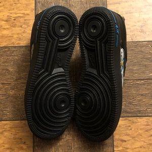 Nike Shoes - Nike Air Force 1 Low Tech Fleece Jordan Retro XI